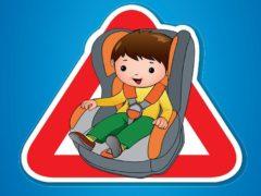 Как обеспечить безопасность детей в автомобиле?