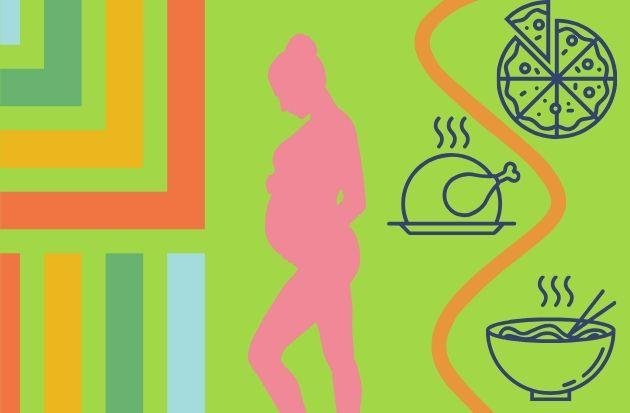 Питание при беременности и грудном вскармливании.