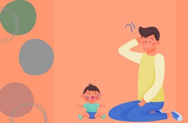 Как мужчины получают послеродовую депрессию?